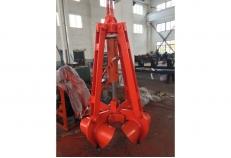 1T hydraulic grab